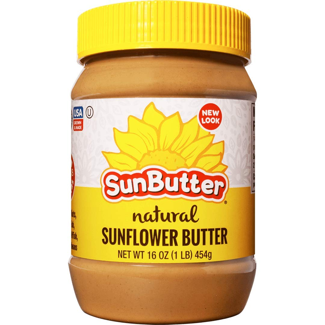 Sunbutter Natural Sunflower Seed Spread