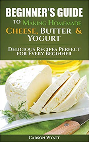 Beginners Guide to Making Homemade Cheese Butter  Yogurt