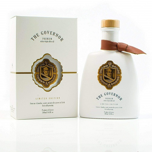 The Governor Ultra Premium Unfiltered Extra Virgin Olive Oil
